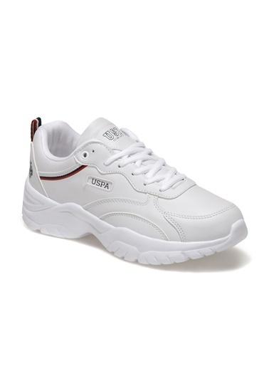 U.S. Polo Assn. Kadın Ayakkabı Tracey 100910848 Beyaz
